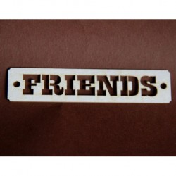 Chipboard -SIGNBOARDS /FRIENDS