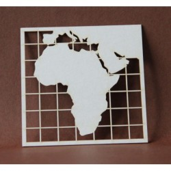 Chipboard - Maps /AFRICA