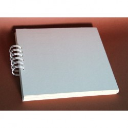 Spiral Album - 20 x 20 cm / Cardboard