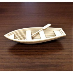 Chipboard - Fishing boat 3D