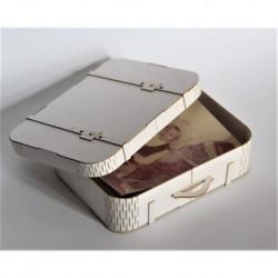 Chipboard - Large suitcaset 3D