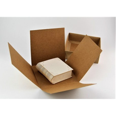Chipboard - Small book to the box 3D