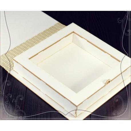 Box - Decor Book / Square Base