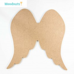 MDF -Large Shape - WINGS 2