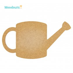 MDF -Large Shape - WATERING CAN