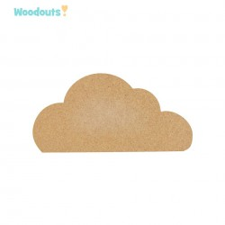 MDF -Large Shape - CLOUDLET 1