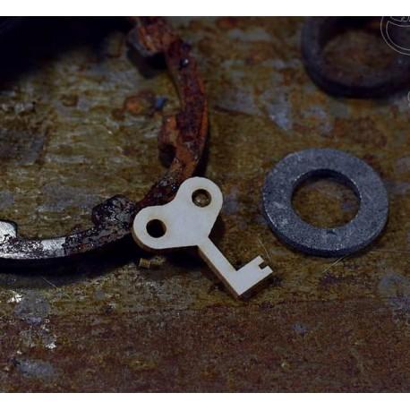 Chipboard  STEAMPUNK / Keys/4pcs