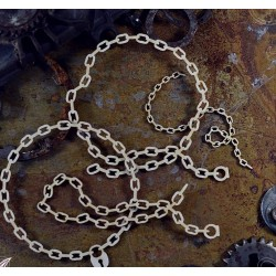 Chipboard  STEAMPUNK / Chains