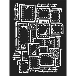 Stencil 62- STAMPERIA 02