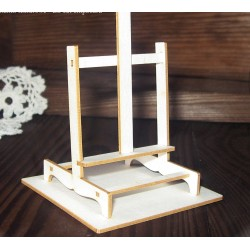 Chipboard 3d - Easels
