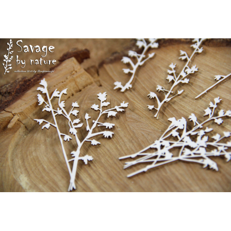 Chipboard-Savage by Nature - small branches