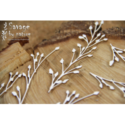"Chipboard-Savage by Nature - small branches ""C"""