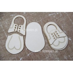 Chipboard - Boy's shoes