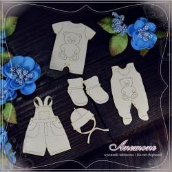 Chipboard - Boy's clothing