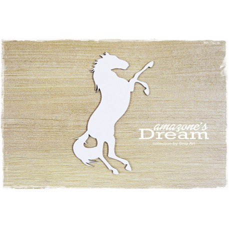 Chipboard - horse