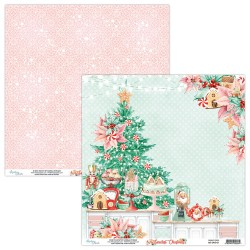 Scrapbooking Papers - THE SWEETEST CHRISTMAS (12x12)