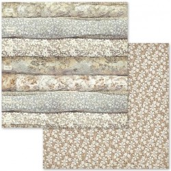 Scrapbooking Paper - OLD LACE (12x12)