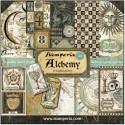 Scrapbooking Paper - ALCHEMY 12x12