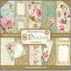 Scrapbooking Paper - PRECIOUS (12x12)