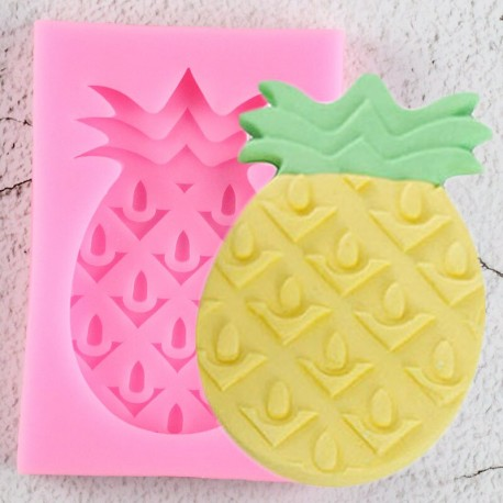 Silicone Mold - Pineapple