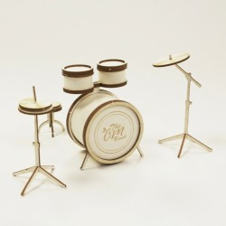 Chipboard - Percussion /3D
