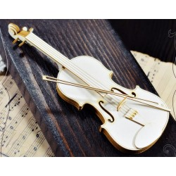 Chipboard - Violin /3D