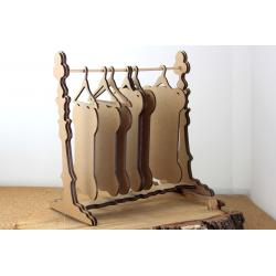 MDF - Wardrobe -album base /3D