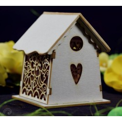 Chipboard - Birdhouse / 3D