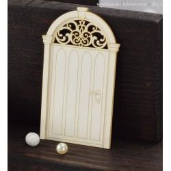 Chipboard -  Door with decor