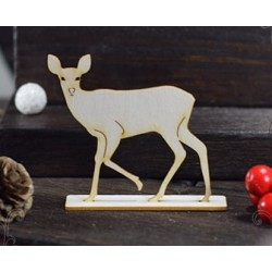 "Chipboard 3D - Roe-deer ""B"""