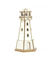 Chipboard 3D - Lighthouse