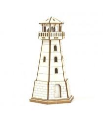Chipboard 3D - Lighthouse