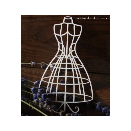 Chipboard - Mannequin