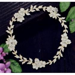 Chipboard - Small Wreath