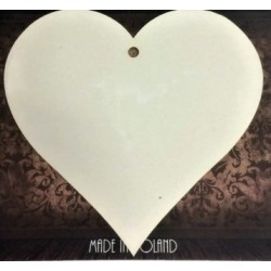 Chipboard - Big Heart