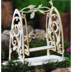 Chipboard -  Fairy Swing/3D