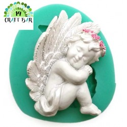 Silicone Mold - Angel , Cupid