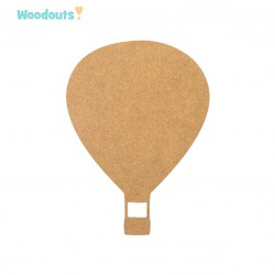 MDF -Large Shape - BALLOON