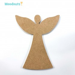 "MDF -Large Shape - ANGEL ""A"""