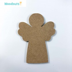 "MDF -Large Shape - ANGEL ""B"""