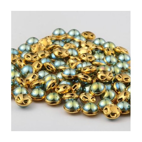 Rhinestone Button 10mm