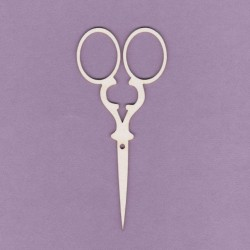 Chipboard - Scissors