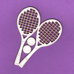 Chipboard - Tennis Rackets