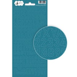 Alphabet Stickers / HAPPY BIRTHDAY 01