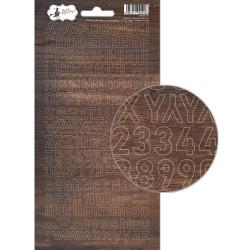 Alphabet Stickers / SOULMATE 01
