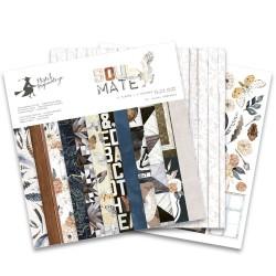 Scrapbooking Paper- Soulmate (12x12)