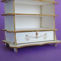 Chipboard - Decorative Cabinet /3D