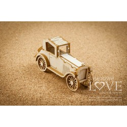 Chipboard -  Automobil 3D