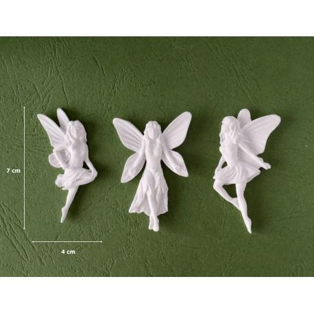 Mold 01 - 3x Fairies