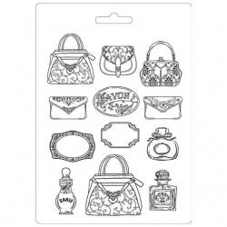 Plastic Mold -  Perfumery / 12 elements